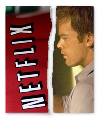 Netflix loses Dexter