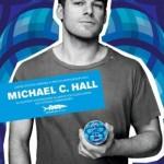 Michael C Hall celebrates Earth Day