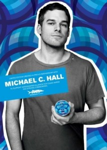 Michael C Hall celebrates Earth Day